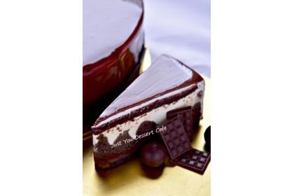 White Chocolate Oreo Cake