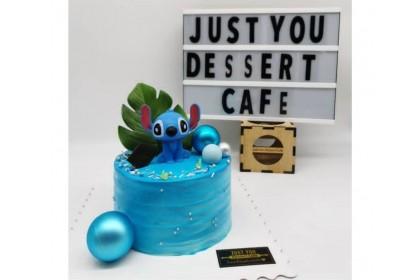 Stitch Design Cake