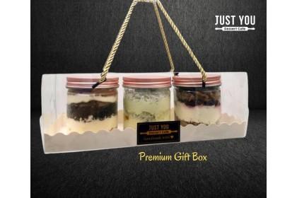 Premium Dessert Bottle Gift Box