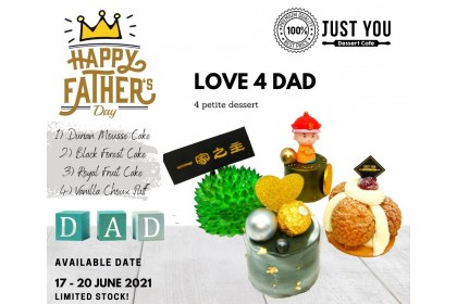 Love 4 Dad [Father's Day Special]