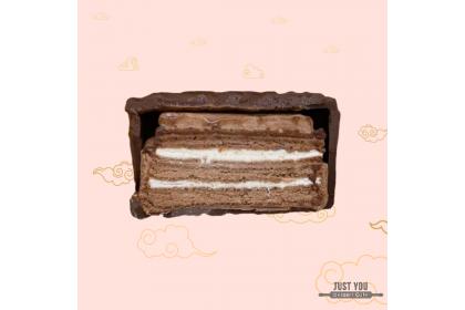 Melting Moments Chocolate Mooncake